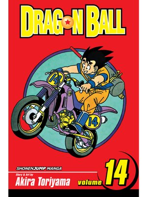 cover image of Dragon Ball, Volume 14