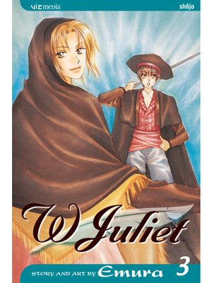 cover image of W Juliet, Vol. 3