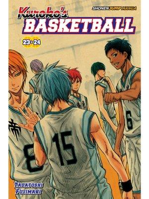 cover image of Kuroko's Basketball, Volume 12