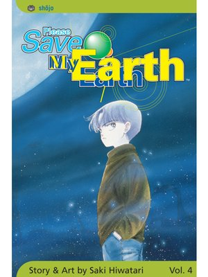 cover image of Please Save My Earth, Volume 4