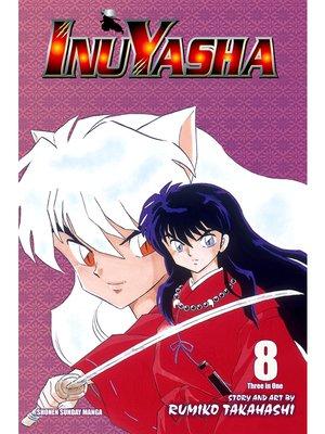 cover image of Inuyasha, Volume 8