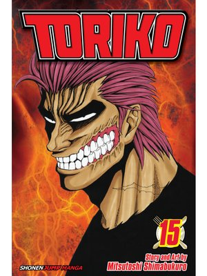 cover image of Toriko, Volume 15