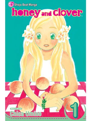 cover image of Honey and Clover, Volume 1