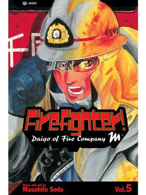 cover image of Firefighter!: Daigo of Fire Company M, Volume 5