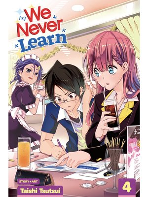 cover image of We Never Learn, Volume 4