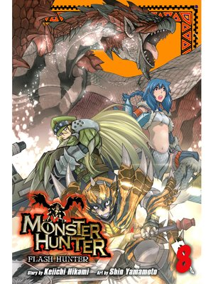 cover image of Monster Hunter: Flash Hunter, Volume 8