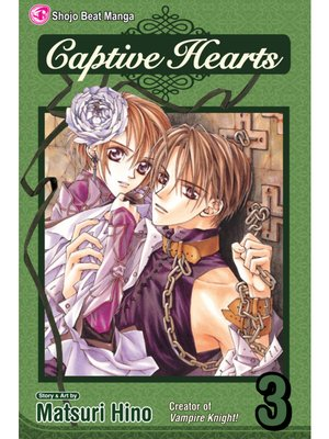 cover image of Captive Hearts, Volume 3