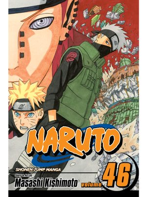 cover image of Naruto, Volume 46