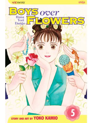 cover image of Boys Over Flowers, Volume 5