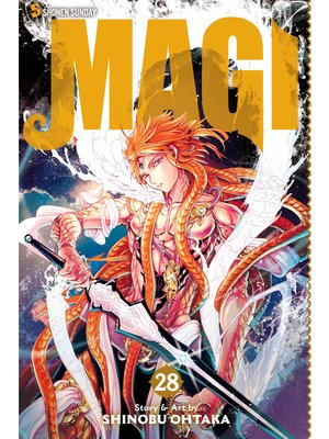cover image of Magi: The Labyrinth of Magic, Volume 28