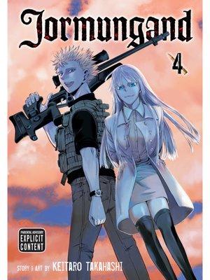 cover image of Jormungand, Volume 4