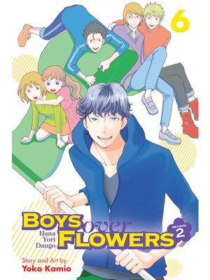 cover image of Boys Over Flowers, Season 2, Volume 6