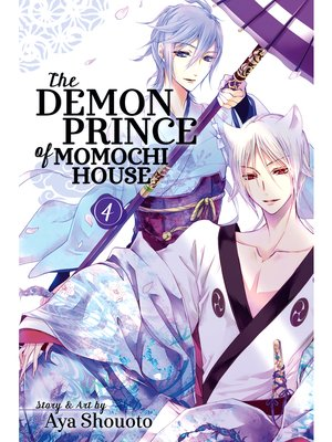 cover image of The Demon Prince of Momochi House, Volume 4