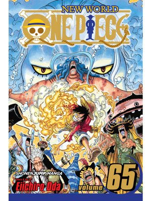cover image of One Piece, Volume 65