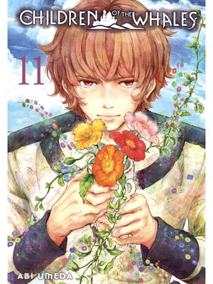cover image of Children of the Whales, Volume 11
