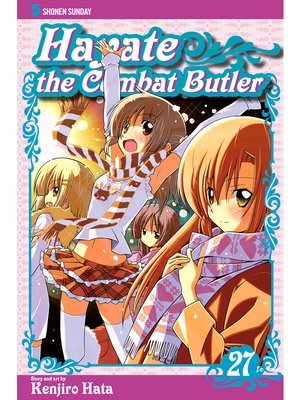 cover image of Hayate the Combat Butler, Volume 27