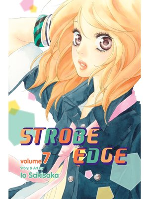cover image of Strobe Edge, Volume 7