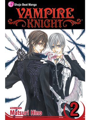 cover image of Vampire Knight, Volume 2