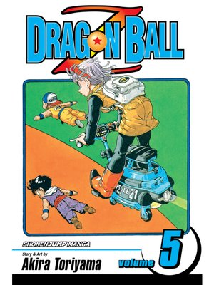 cover image of Dragon Ball Z, Volume 5