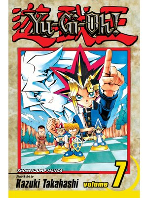 cover image of Yu-Gi-Oh!, Volume 7