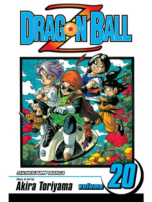 cover image of Dragon Ball Z, Volume 20