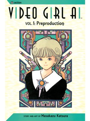 cover image of Video Girl Ai, Volume 1