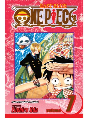 cover image of One Piece, Volume 7