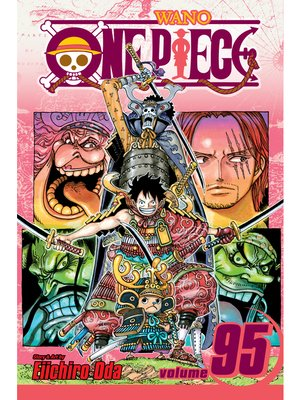 cover image of One Piece, Volume 95