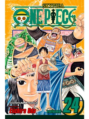 cover image of One Piece, Volume 24