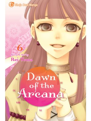 cover image of Dawn of the Arcana, Volume 6