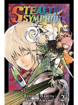 cover image of Stealth Symphony, Volume 2