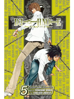 cover image of Death Note, Volume 5