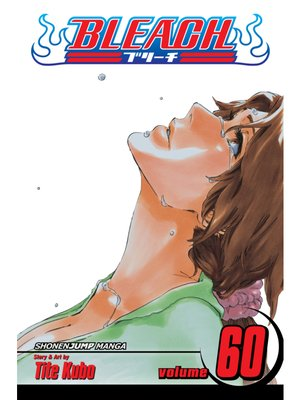 cover image of Bleach, Volume 60