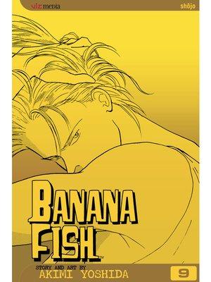 cover image of Banana Fish, Volume 9