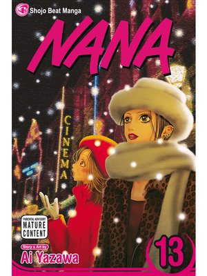 cover image of Nana, Volume 13