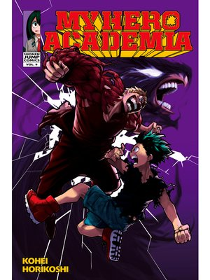 cover image of My Hero Academia, Volume 9