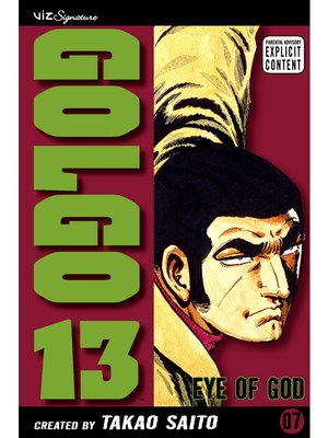 cover image of Golgo 13, Volume 7