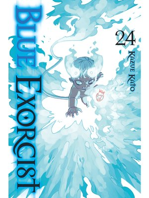 cover image of Blue Exorcist, Volume 24