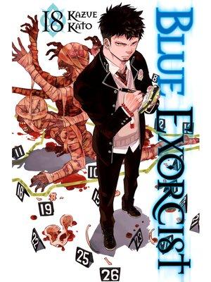 cover image of Blue Exorcist, Volume 18