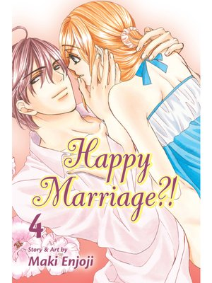 cover image of Happy Marriage?!, Volume 4