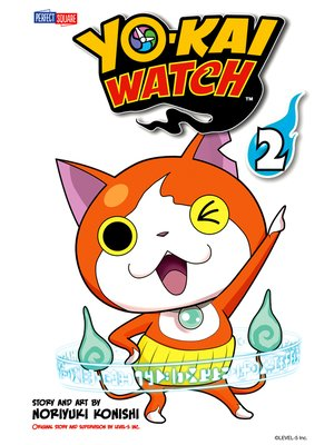 cover image of YO-KAI WATCH, Volume 2