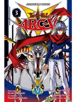 cover image of Yu-Gi-Oh! Arc-V, Volume 3