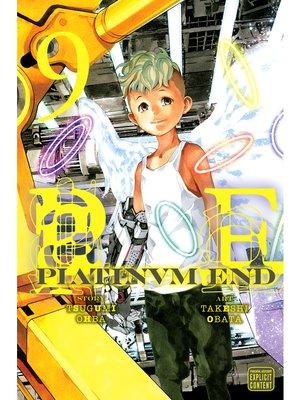 cover image of Platinum End, Volume 9