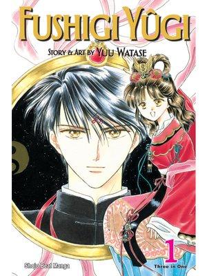 cover image of Fushigi Yûgi (VIZBIG Edition), Volume 1