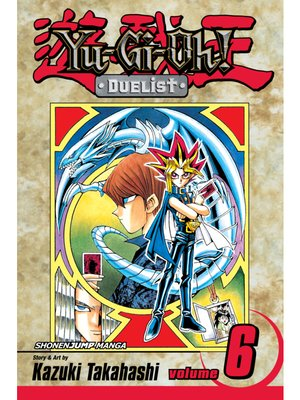 cover image of Yu-Gi-Oh!: Duelist, Volume 6