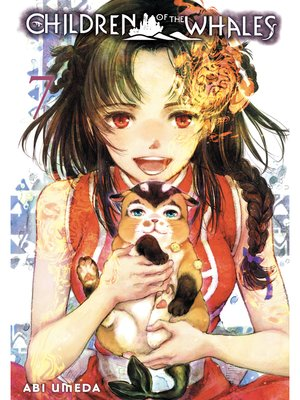 cover image of Children of the Whales, Volume 7