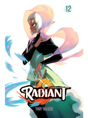 cover image of Radiant, Volume 12
