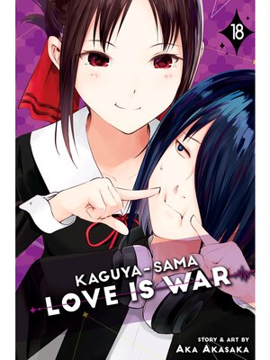 cover image of Kaguya-sama: Love Is War, Volume 18