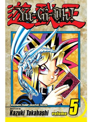 cover image of Yu-Gi-Oh!, Volume 5