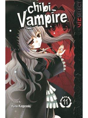 cover image of Chibi Vampire, Volume 11